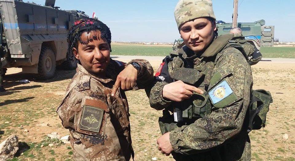 SIRIA: La nuova base militare della Russia è un regalo ai curdi siriani